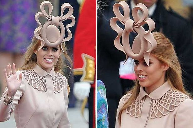Princess Eugenie Attends Beyoncé Concert IN DISGUISE! image