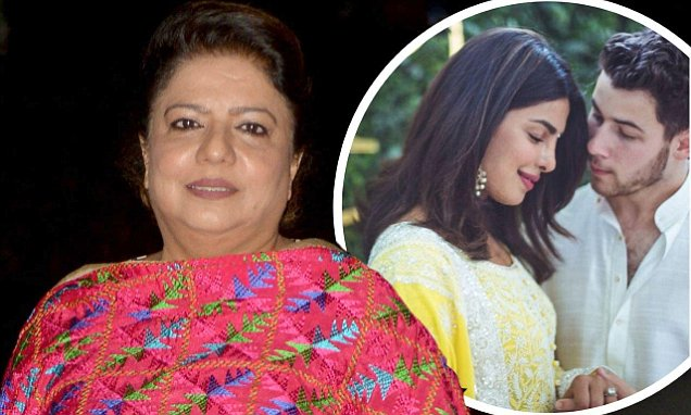 Priyanka Chopra's MOM Talks About Nick Jonas