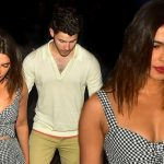 NICK JONAS and Priyanka Chopra Meet Up For Inappropriate Dinner Date in NYC! image