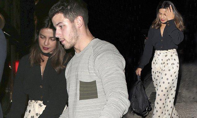 Priyanka Chopra Kicks Off Birthday Party With Nick Jonas image