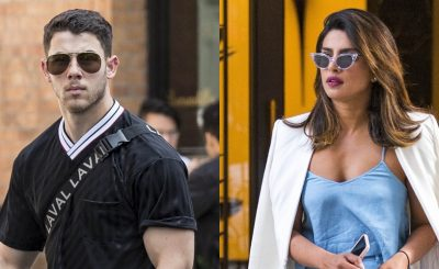 NICK JONAS and Priyanka Chopra Meet Up For Inappropriate Dinner Date in NYC!