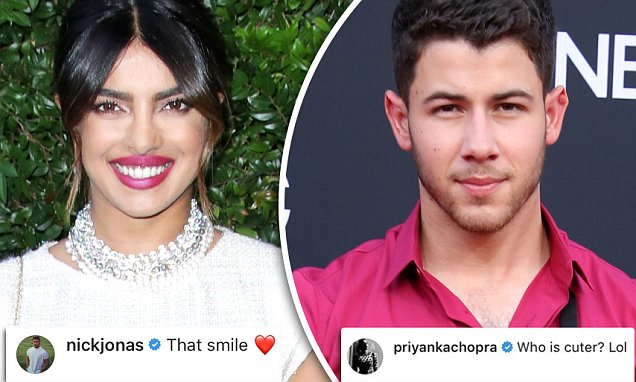 Nick Jonas Leaves Completely INAPPROPRIATE Comment on Priyanka Chopra's Instagram! image