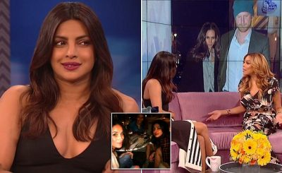 "Priyanka Chopra STATEMENT: Meghan Markle is More Than Just ""Prince Harry's Girlfriend!"""