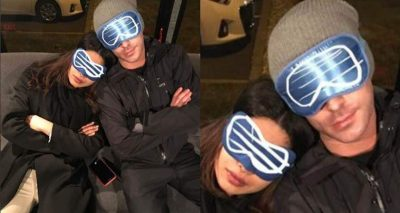 So SLEEPY: Priyanka Chopra Takes a Nap With Zac Efron!