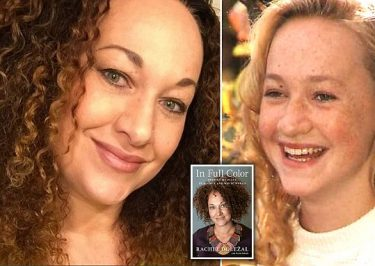 Rachel Dolezal – HOMELESS, JOBLESS, AND LIVING ON FOOD STAMPS!