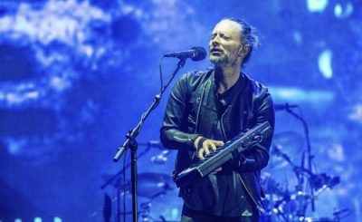 Radiohead WALK OFF Coachella Stage!