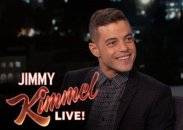 Emmy-Winning 'MR ROBOT' Actor Rami Malek Says He Seduced an Older Woman While Delivering Pizza!