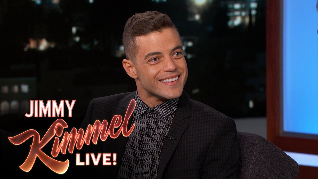 Emmy-Winning 'MR ROBOT' Actor Rami Malek Says He Seduced an Older Woman While Delivering Pizza! image