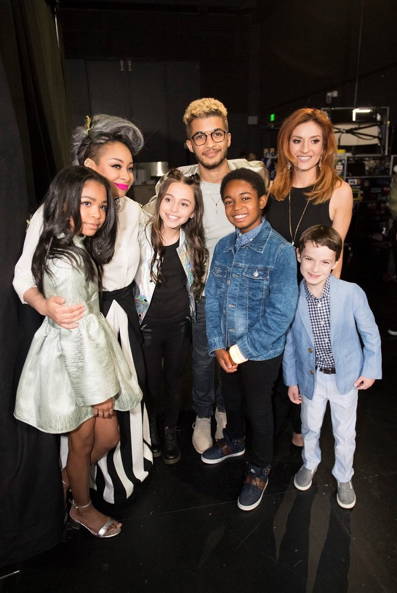 Raven Symone Introduces New'That's So Raven' Spin-Off Stars!