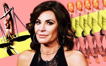 Countess LuANN Says Russell Simmons Grabbed Her ASS in An Elevator!