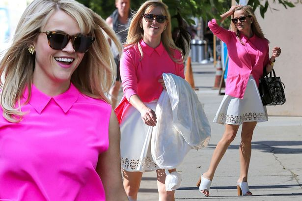 Reese Witherspoon Confirms Release Date of LEGALLY BLONDE 3 image