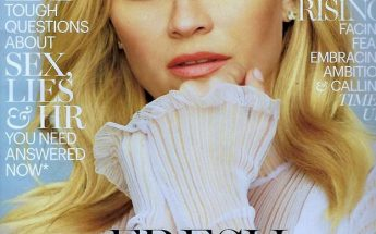 Reese Witherspoon Covers MARIE CLAIRE, Talks FEAR