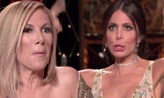 'Real Housewives of New York' Reunion Teaser is the Most DRAMATIC Yet! image