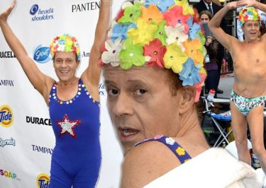 """Richard Simmons """"Doing Great"""" Despite Reports of Being KIDNAPPED BY HOUSEKEEPER!"""
