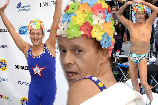 "Richard Simmons ""Doing Great"" Despite Reports of Being KIDNAPPED BY HOUSEKEEPER! image"