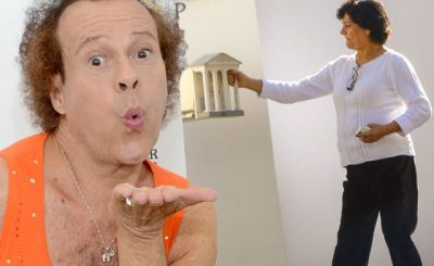 Richard Simmons Being HELD HOSTAGE by CRAZY HOUSEKEEPER! Rep Speaks…