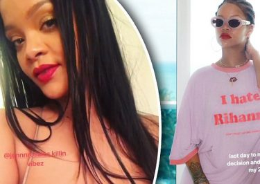 Rihanna Turns 30 Years Old, Celebrates By Taking Off Bra