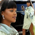 BLACK MAGIC: Rihanna Throws Major Shade @ Her Exes image