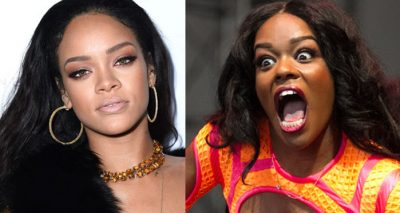 Azealia Banks Proclaims Support for Trump and Attacks Rihanna