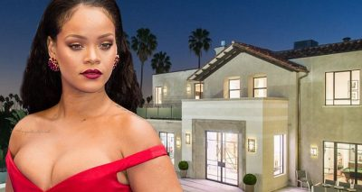SHUT UP AND RENT! Rihanna Leases Hollywood Home for $16,500 Per MONTH!