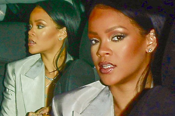 SOS: Rihanna's Crazy Stalker Out of Jail & ON THE LOOSE! image
