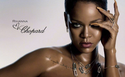"Rihanna Collaborates With Chopard on New Jewelry Collection, Inspired by ""Island Roots"""