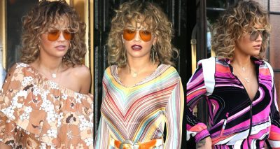 RITA ORA is a 70s Songstress Promoting 'Your Song'