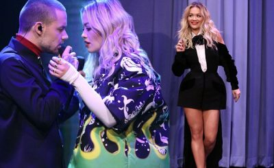Rita Ora Celebrates New Single by Going to a NIGHTCLUB!