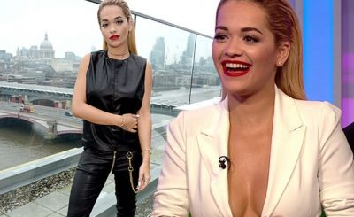 New Rita Ora Single 'Your Song'