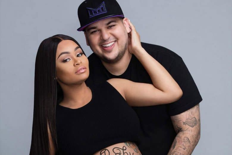 Blac Chyna Tweets Out Rob Kardashian's Number to Stop Him From Texting Other Women! image