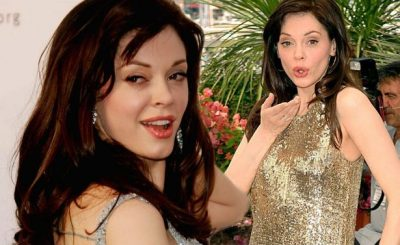 CHARMING: Rose McGowan's Sex Tape LEAKS, Watch