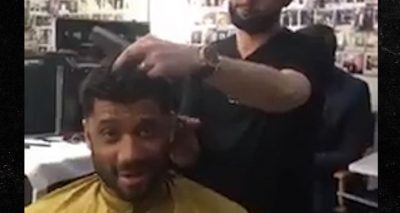 "Russell Williams BLASTS Donald Trump While Getting a Haircut! ""HE WON'T LAST 4 YEARS!"""