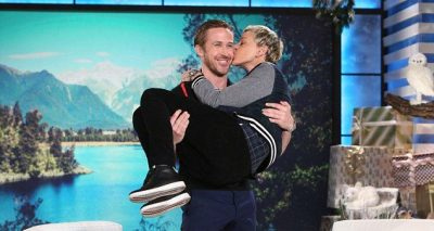 "Ellen DeGeneres Was Original ""LA LA LAND"" Love-Interest"