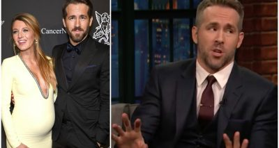 PUSH IT: Ryan Reynolds Shares Tips for Women in LABOR!