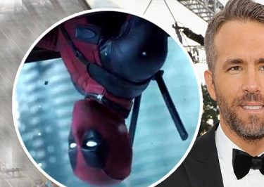 Ryan Reynolds Releases Oscar Campaign for DEADPOOL
