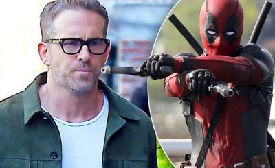 Ryan Reynolds Performs His Favorite AB EXERCISES for 'Deadpool 2'