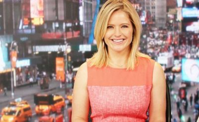Sara Haines Leaving THE VIEW!