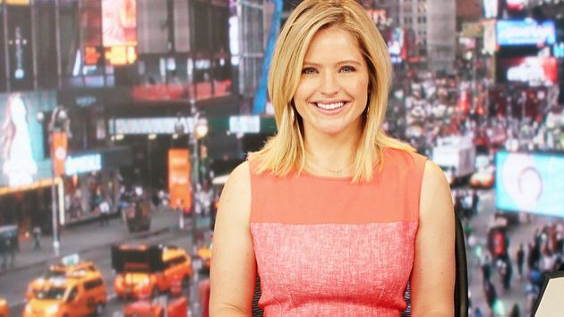 Sara Haines Leaving THE VIEW! image