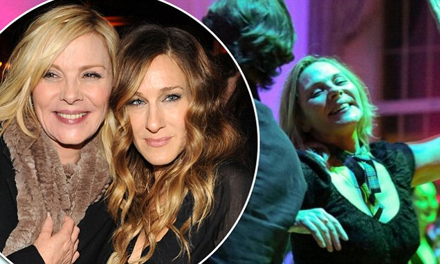 Sarah Jessica Parker Talks 'SEX AND THE CITY' Feud With Kim Cattrall on Howard Stern image