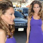 LaLaLaLaaaa: Sarah Jessica Parker To Play Chanteuse in New Movie image