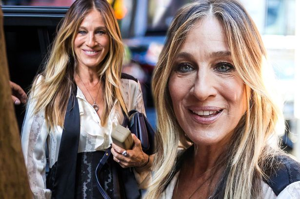 Sarah Jessica Parker Wants SEX AND THE CITY Actress For Governor of New York image