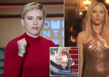 Scarlett Johansson SLAMS Ivanka Trump at Women IN THE WORLD Summit