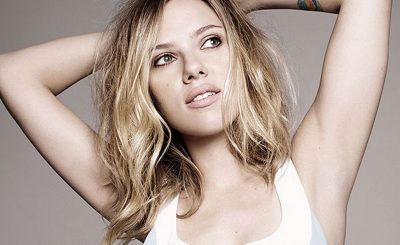 """Scarlett Johansson Reveals That She's """"BARELY HOLDING IT TOGETHER"""""""