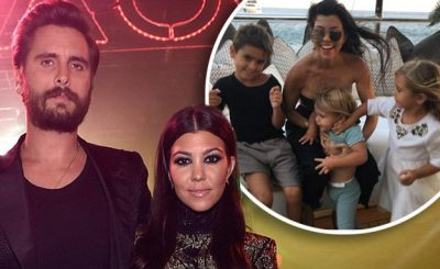 Kourtney Kardashian DOES NOT Want Scott Disick Around or Seeing Their Kids!