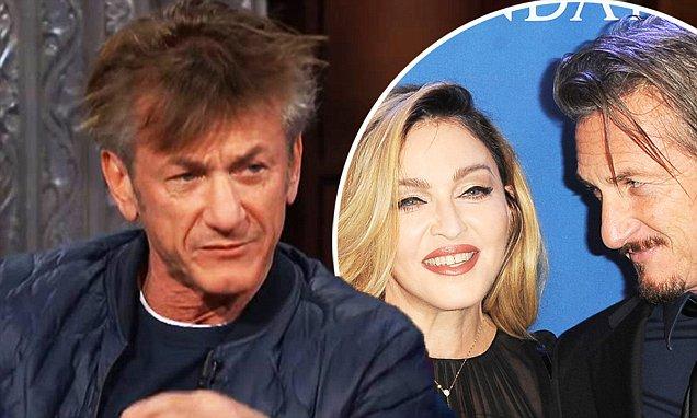 """Sean Penn Still Loves MADONNA """"Very Much"""" image"""