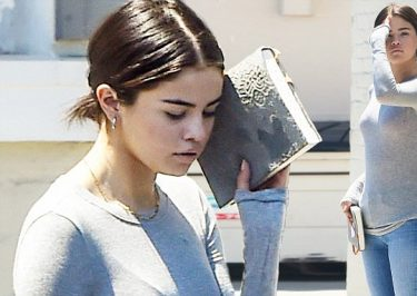 SELENA GOMEZ is Casually @ The Doctors!