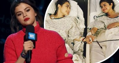 Selena Gomez Talks About Her Kidney During WE Day Event