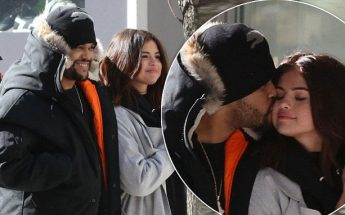 SELENA Gomez and The Weeknd: PDA on Full DISPLAY in Toronto!