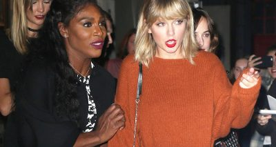 Serena Williams is Now a Member of Taylor Swift's SQUAD