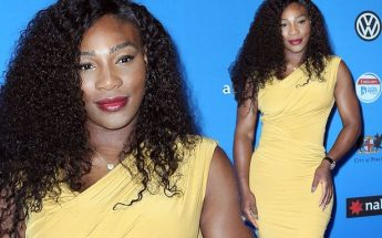 Serena Williams Says She Cries And Is Really Sad in TIME Magazine
